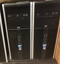 HP Elite 8100 Desktop Intel Core i5 3.2GHz 6GB 250GB Win10 MS-Off  WiFi 1Yr Wty