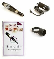Biotouch MOSAIC MACHINE Small KIT Permanent Makeup Cosmetic Tattoo FREE SHIPPING