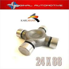FITS MERCEDES BENZ SPRINTER 2006   PROPSHAFT UJ UNIVERSAL JOINT 24X88 OE QUALITY
