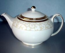 Wedgwood Celestial Gold Teapot Tea Pot New!