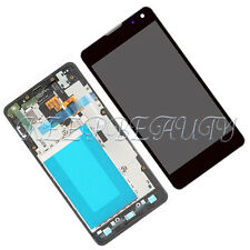 NEW Digitizer+LCD Display&Frame Assembly For LG E975 E973 Small Glass 4.5""