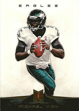 MICHAEL VICK 2012 Panini Momentum Gold Card #58 #/99 Eagles