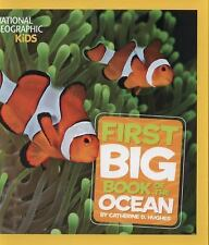 National Geographic Little Kids First Big Book of the Ocean (First Big Books), H