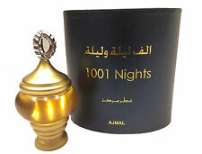 1001 Nights Alf Lail O Lail Spicy Woody Floral Musky Perfume Oil 30ml by Ajmal