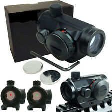 Tactical Micro / Optical Red Dot Sight Scope for Rifle/Airsoft Hunting