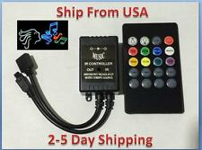 DJ 20Key Music IR Remote Controller DC12/24V 6A For RGB LED Strip Light