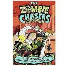 The Zombie Chasers #3: Sludgment Day, Kloepfer, John, Good Condition, Book