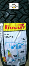 4 X145R13 74Q M+S PIRELLI WINTER 160 PANDA 4X4 4 STAGIONI RIVENDIT CERTIFICATO