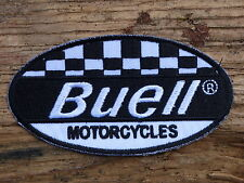 ECUSSON PATCH THERMOCOLLANT aufnaher toppa BUELL harley davidson /10CMX5.4CM