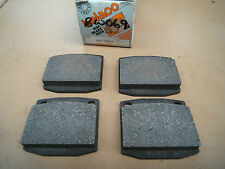 Fits Nissan Sunny B310 120Y front brake pads Belaco BDP199 BW069 FDB199