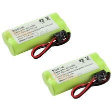 2x Cordless Home Phone Battery 350mAh NiCd for Uniden DECT 6.0 DECT3080 3080-3