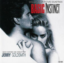 Jerry Goldsmith CD Basic Instinct (Original Motion Picture Soundtrack) - Germany