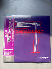DEEP PURPLE Purpendicular Japan mini lp CD SEALED