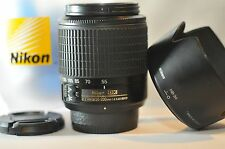 Nikon DX AF-S Nikkor 55-200mm lens 2156 HB-34 for D5200 D3100 D3200 D5300 D3300