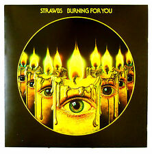 "12"" LP - Strawbs - Burning For You - C1853 - washed & cleaned"