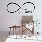 DIY Removable Art Vinyl Quote Wall Sticker Decal Mural Home Room Decor Love Word