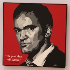 Quentin Tarantino canvas quotes wall decals photo painting framed pop art poster