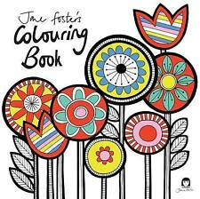 Jane Foster's Colouring Book by Jane Foster (Paperback, 2017)