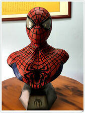 New 1/1 Scale Captain America 3 III Spider-Man Bust Statue (LIFE SIZE) Recast