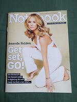 NOTEBOOK  - UK SUNDAY MAGAZINE - 6 APRIL 2014 - AMANDA HOLDEN - COLEEN NOLAN