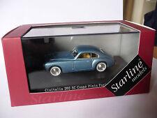 STARLINE 540018-CISITALIA 202 SC Coupé Pinin-parina 1948 - 1:43 IN SCATOLA ORIGINALE