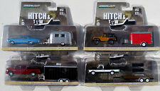 GREENLIGHT HITCH & TOW SERIES 1 SET TRAILER AIR STREAM CAMPER & FLATBED HAULER