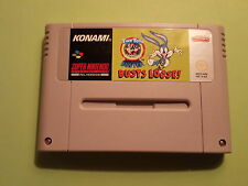 Tiny Toons Buster Busts Loose - Super Nintendo SNES