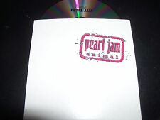 Pearl jam Animal Rare Aus Card Sleeve CD Single
