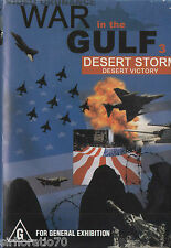 WAR IN THE GULF 3 DVD All Zone Desert Storm Victory - NEW