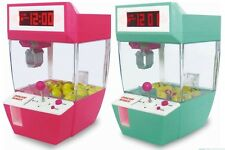 New Creative Electronic Alarm Clock Mini Candy Grabber Toy Ball Machine For Kids