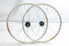 PAIR MAVIC X317 RIM 26 559 x 17 8 9 10 SPEED CASSETTE HUB DISC BRAKE WHEELS