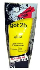 6 x SCHWARZKOPF GOT2B GLUED SPIKING GLUE 150ml multi-buy