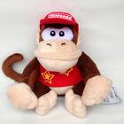 Super Mario Bros Donkey Kong Country Diddy Kong Didi Kongu Plush Soft Toy New 7
