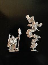 Warhammer Lord of The Rings LOTR - Druzhag the Beastcaller Metal OOP