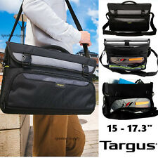 "Targus City Gear II 15""-17.3"" Laptop Notebook Messenger Bag Case Trolley TCG270"