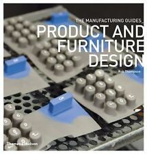 NEW Product and Furniture Design by Rob Thompson Paperback Book (English) Free S