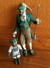 Mcfarlane Twisted land of Oz The wizard