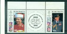 H.M. QUEEN ELIZABETH II 65th BIRTHADAY - KIRIBATI 1991