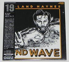 Roland Haynes / 2nd Wave  JAPAN CD Mini LP w/OBI PCD-22104