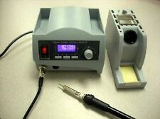 AT201D 60W LCD Display Soldering Station Thermos-Control Anti-Static Lead Free