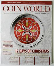 COIN WORLD Magazine December 2015 - 12 Days Of Christmas - New