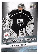2011-12 Upper Deck EA Ultimate Team Jonathan Quick
