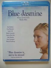NEW/SEALED -  Blue Jasmine (Blu-ray Disc, 2014, Incl Digital Copy; UltraViolet)