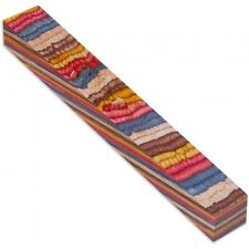 Festival Maxi Pen Blank 103018 Dyed & Coloured Real Wood Veneers