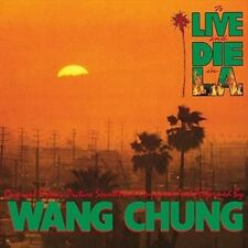 Wang Chung To Live & Die In L.A. vinyl LP NEW sealed