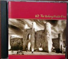 CD / U2 / THE UNFORGETTABLE FIRE / 1984 / TOP /