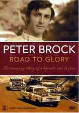 Peter Brock Road to Glory includes Classic Bathurst Footage - Free Postage