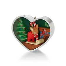 """2013 Hallmark """"COOKIE CUTTER CHRISTMAS"""" Ornament - 2nd in Series - Snowmouse"""
