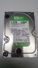 WD Caviar Green 1.5TB Internal SATA Hard Drive/HDD. 7200RPM Fast. Barely Used!!!