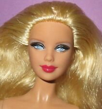 Barbie Model Muse Collector Holiday 2013 Mackie Blonde Doll for OOAK or Play!
